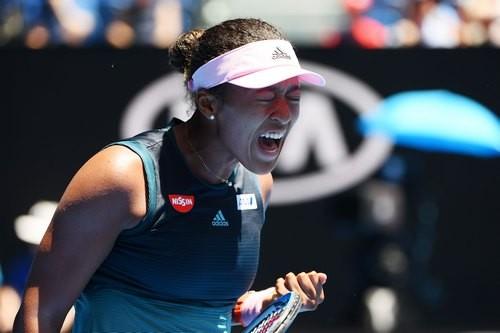 Australian Open. Осака обыграла Севастову и вышла на Свитолину