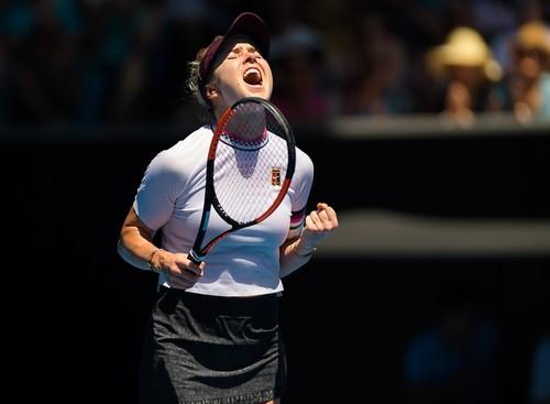 Australian Open. Свитолина, Осака, Плишкова и Серена – в 1/4 финала