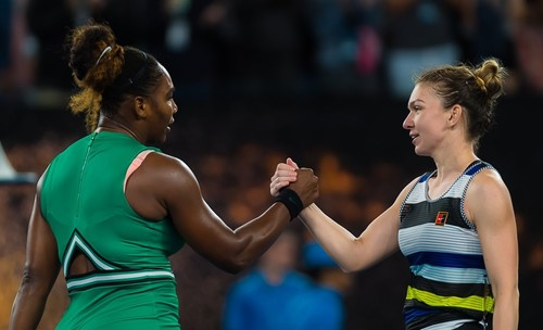 Серена Уильямс одержала 17-ю победу над первой ракеткой
