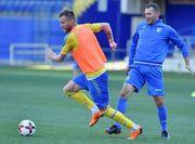 Збірна України збирається в Києві для підготовки до старту Ліги націй