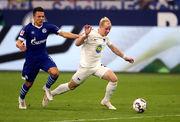 Коноплянка получил 1 матч дисквалификации за удаление в матче с Гертой