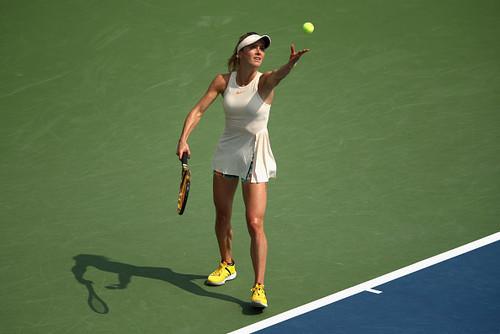 US Open-2018. Свитолина проиграла Севастовой в трех сетах