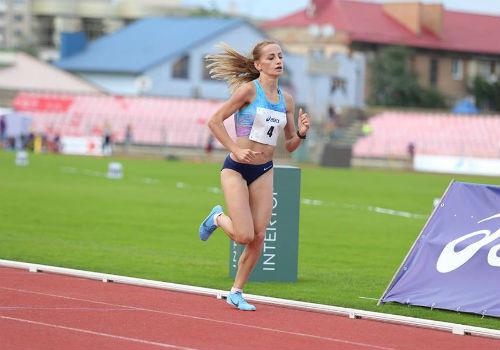 Прищепа і Плотіцина перемогли на легкоатлетичному турнірі у Падуї