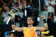 Australian Open. Надаль и Циципас разыграют путевку в финал