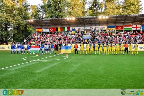 Київ у травні прийме міжнародний турнір з міні-футболу Kyiv Cup 2019