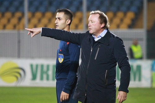 Владимир ШАРАН: «Наша прямая задача – участие в еврокубках»