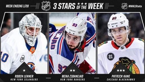 НХЛ. Лучший игрок недели, новые контракты и форварда