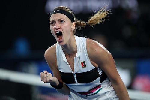 Australian Open. Квитова и Коллинз сыграют в полуфинале