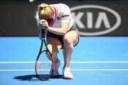Свитолина покидает Australian Open, уступив Осаке