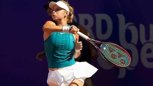 Завацкая получила денежный грант от Международной федерации тенниса