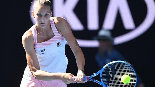 Плишкова выбила Серену Уильямс с Australian Open