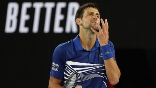 Джокович легко вышел в полуфинал Australian Open