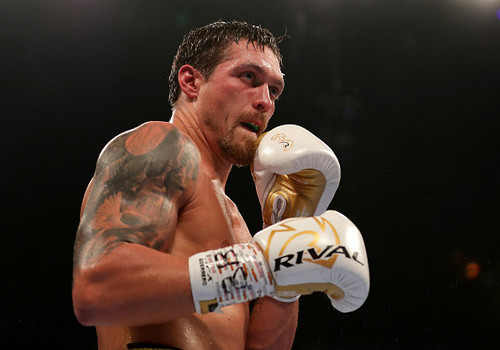 Усик – боксер года по версии WBC