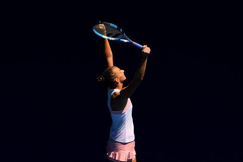 Australian Open. Определены все участники полуфиналов