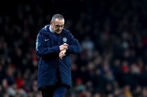 Маурицио САРРИ: «Игуаин обеспечит Челси голы»