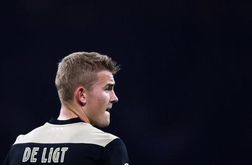 Де Лигт хочет перейти в Барселону
