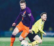Манчестер Сити минимально обыграл Бертон и вышел в финал Кубка Лиги