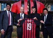 В Милане не дали Пентеку взять 9-й номер