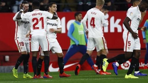 Севилья - Барселона 2:0. Видео голов и обзор матча