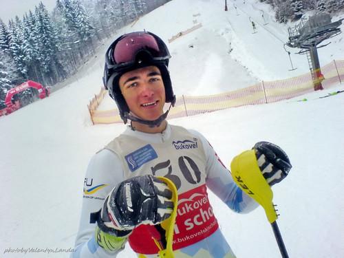 Карпушин та Книш виграли чемпіонат України з гірськолижного спорту