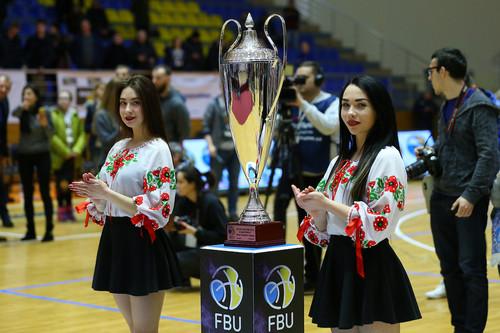 Одесса и Днепр претендуют на проведение Финала четырех Кубка Украины