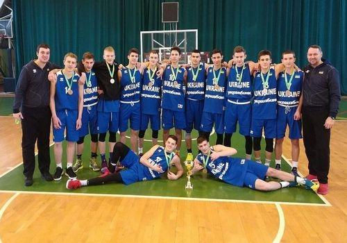 Збірна України U-16 виграла турнір «Різдв'яний Івано-Франківськ»
