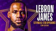 NBA All-Star. Леброн Джеймс