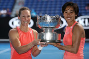 Australian Open. Стосур и Чжан стали победительницами парного разряда