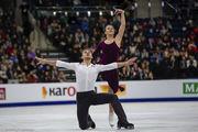 Украинский танцевальный дуэт вышел в финальную часть ЧЕ