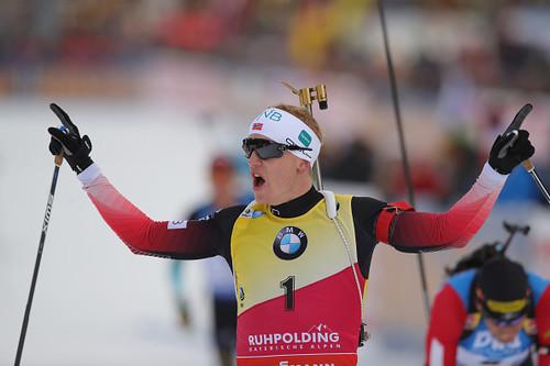 Антхольц-2019. Йоханнес Бё выиграл пятый спринт в сезоне