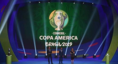 Копа Америка-2019: Бразилия и Аргентина узнали соперников по группе