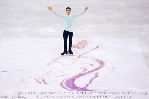Иван ШМУРАТКО: «Я кайфую на чемпионате Европы»