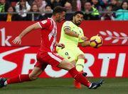 Жирона - Барселона - 0:2. Текстовая трансляция матча