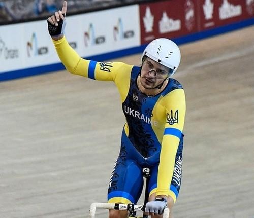 Украинские велогонщики завоевали Кубок мира