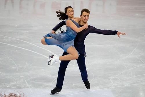 Украинский танцевальный дуэт стал 16-м на чемпионате Европы