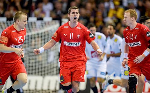 Финал чемпионата мира по гандболу Дания – Норвегия. LIVE трансляция