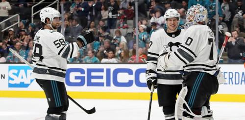 НХЛ. Матч всех Звезд выиграла команда Столичного дивизиона