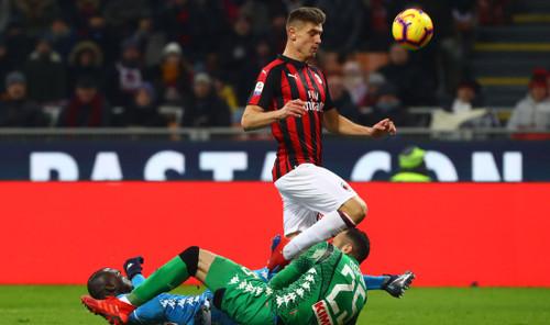 Милан - Наполи 0:0. Обзор матча чемпионата Италии