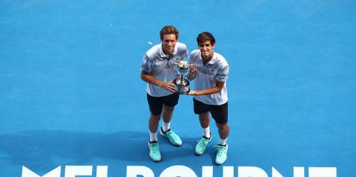 Australian Open. Французский дуэт выиграл турнир в парном разряде