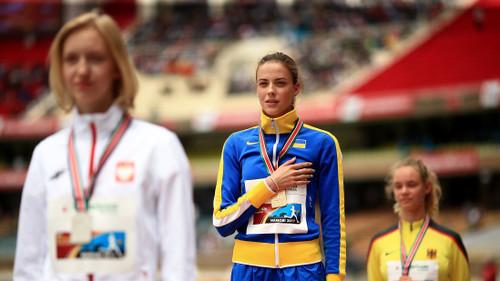 Украинка Магучих установила рекорд Европы среди юниоров