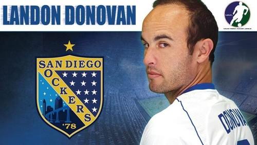 Лэндон Донован призвал завершивших карьеру звезд играть в мини-футбол