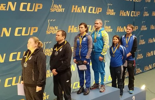 Костевич и Омельчук установили рекорд мира в Мюнхене