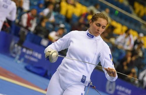 Украинка Пантелеева стала второй на Гран-при в Дохе