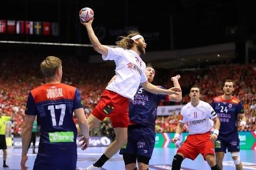 Дания разбила Норвегию в финале чемпионата мира