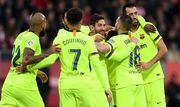Жирона – Барселона - 0:2. Видео голов и обзор матча