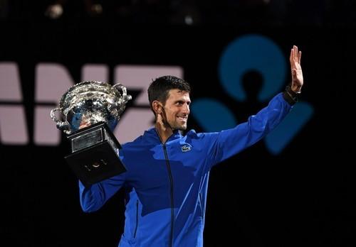 Рейтинг ATP. Доминация Джоковича, падение Федерера