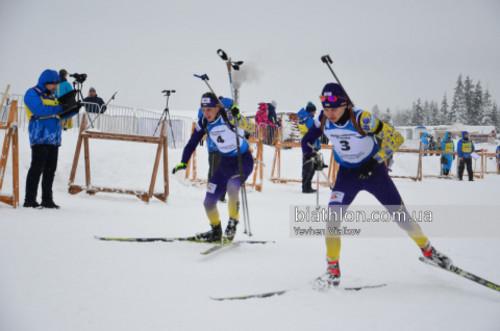 ЮЧМ-2019 по биатлону. Украинские юниоры провалили индивидуальную гонку