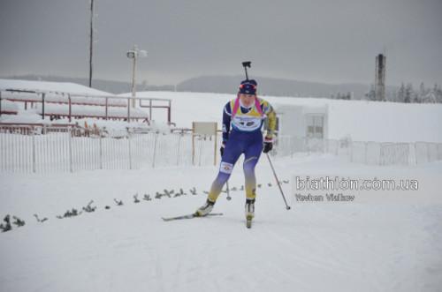 ЮЧМ-2019 по биатлону. Бех заняла 12-е место в индивидуальной гонке
