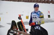 Украинский биатлон. Роман Боровик