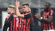 Кшиштоф ПЕНТЕК о дубле за Милан: «Это только начало»